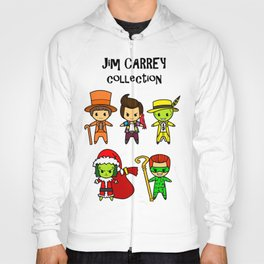 J. Carrey Collection Hoody