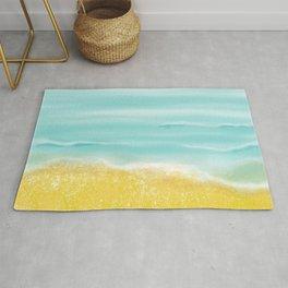 Beach front Rug