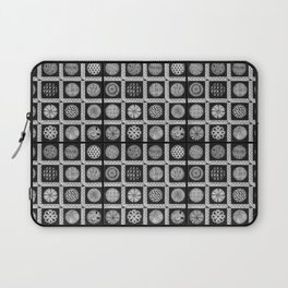 Zentangle®-Inspired Art - ZIA 49 Laptop Sleeve