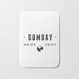 Bombay Bath Mat