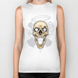 Skull 002 Biker Tank