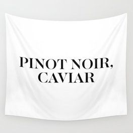 Pinot Noir Wall Tapestry