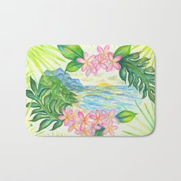 Mount Kilhuea Bath Mat