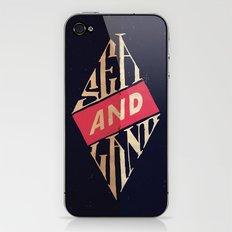 Sea and Land iPhone & iPod Skin