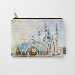 Kul Sharif Mosque, Kazan Carry-All Pouch