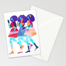 Trio of Graces Stationery Cards