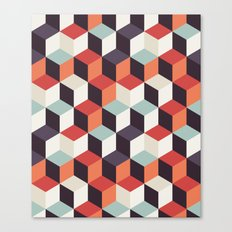 Pattern ArtWork Canvas Print