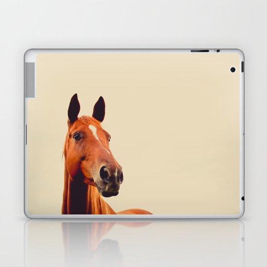 Horse of Eagle Crest  Laptop & iPad Skin