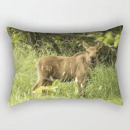 Moosedelicious, No. 1 Rectangular Pillow