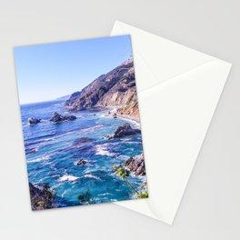 California Dreamin - Big Sur Stationery Cards