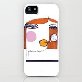 Nuda_1 iPhone Case