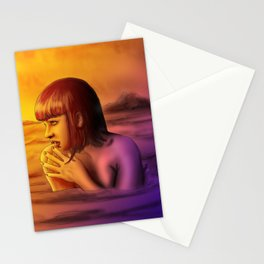 Innsmouthy Stationery Cards
