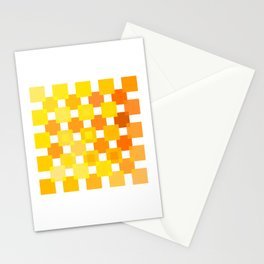 50 Squares of YELLOW - Living Hell Stationery Cards