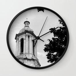 Penn State Old Main #2 Wall Clock