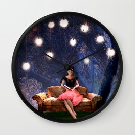 The Storybook Wall Clock