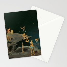 George Bellows - Forty-two Kids, 1907 Stationery Cards