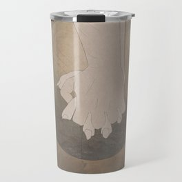 The Longing of Impossible Things.  Travel Mug