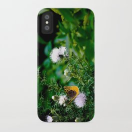 Old Style Butterfly  iPhone Case