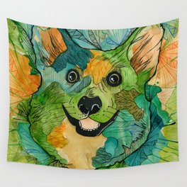 Squish Squish Wall Tapestry