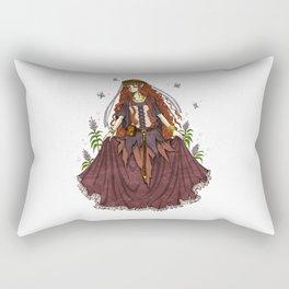 Woodland fairy Rectangular Pillow