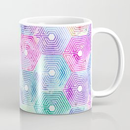 purple OVERDOSE Coffee Mug