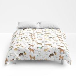Breeds of Dog Comforters