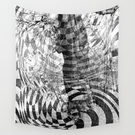 Orders of simplicity series: Beauty that happens Wall Tapestry