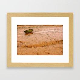 Norfolk Saltmarsh Framed Art Print