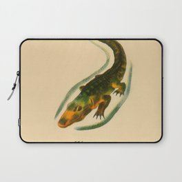 A is for Alligator Laptop Sleeve