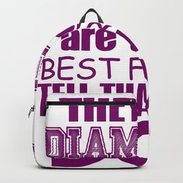 Tell That To My Dog Backpack