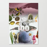 the 100 Canvas Prints featuring 100 by amit sakal