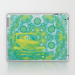 wreck in mandala Laptop & iPad Skin