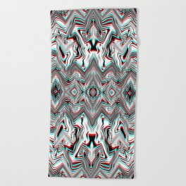 Illusion Dreamer Beach Towel