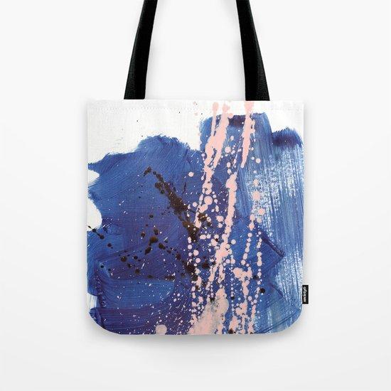 brush strokes 3 Tote Bag