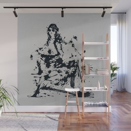 Splaaash Series - Biker Ink Wall Mural