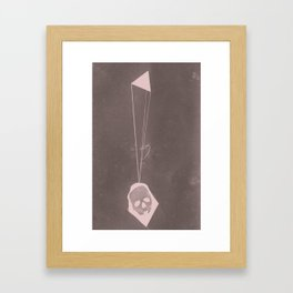 in-flight Framed Art Print