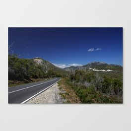 Road To Tidal River Canvas Print