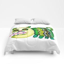 Screaming Kitty Comforters