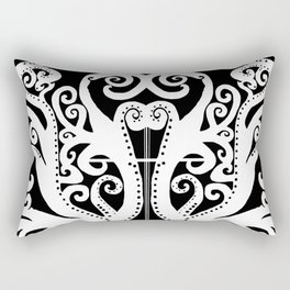 The Cross Our Tree of Life Rectangular Pillow