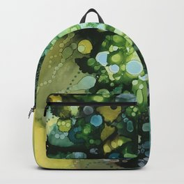 greenery grass roots Backpack