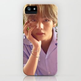 V iPhone Case