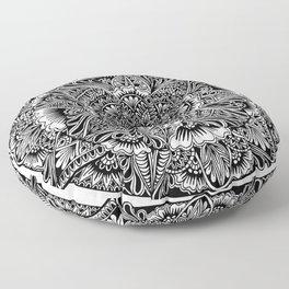 Full Circle Mandala Floor Pillow