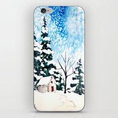 Flurries  iPhone & iPod Skin
