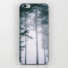 Moody Forest II iPhone Skin