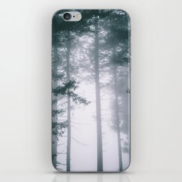 Moody Forest II iPhone Skin