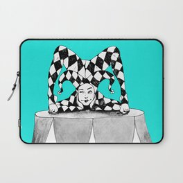 Jester contortionist Laptop Sleeve