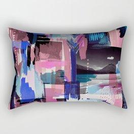 News from Uyuni_01 Rectangular Pillow