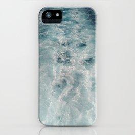 Sea Trails 1 iPhone Case