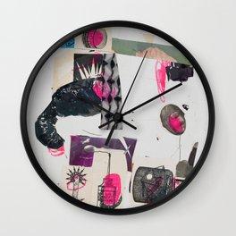 rebefo, teraf dan tweeneb Wall Clock