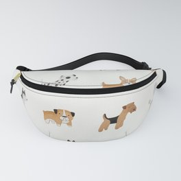 Lots of Cute Doggos Fanny Pack